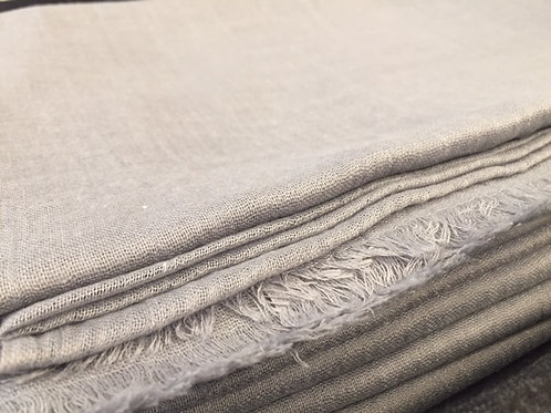 Soft bamboo scarves - sand taupe