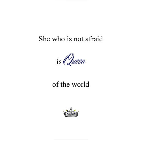 queen of the world