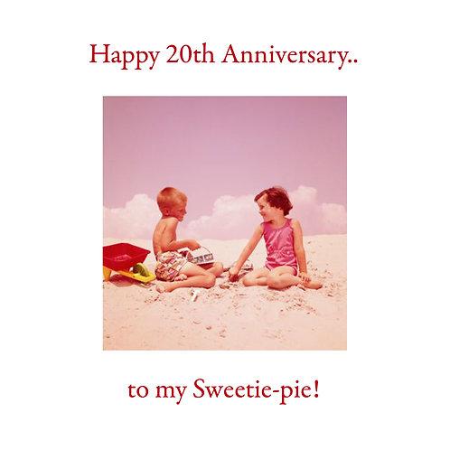milestone Ann. - 20th (beach)