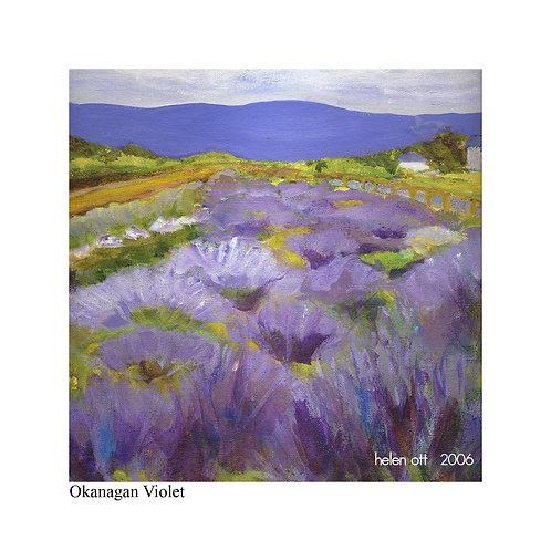 Okanagan violet