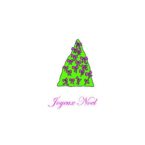 Joyeux Noel (tree)