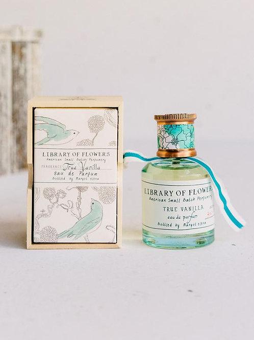 Library of flowers - True Vanilla
