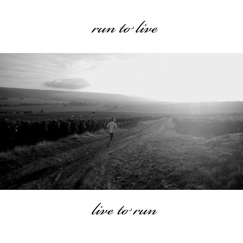 running - run to live