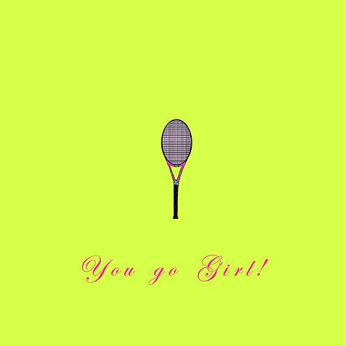 tennis - lime