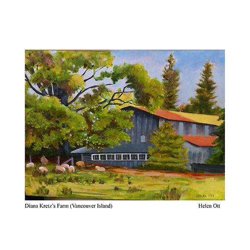 Kretz's farm - Helen Ott
