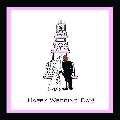 wedding - big cake
