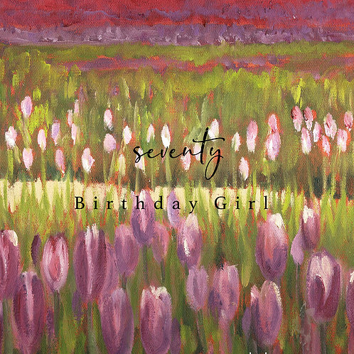 Tulips (Helen Ott) 70th