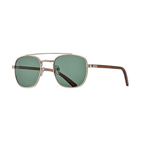 Dylan walnut wood sunglasses