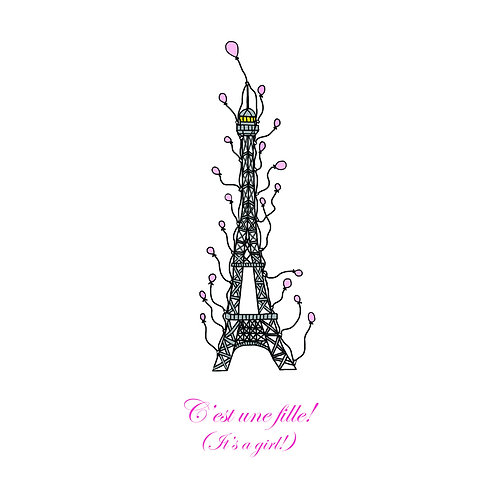 baby girl- Eiffel