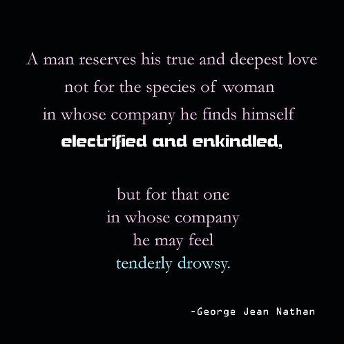 electrified & enkindled