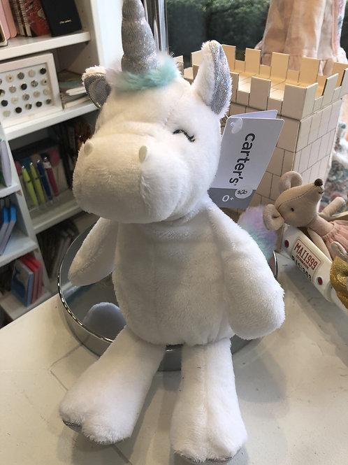 Carter's soft plush Unicorn