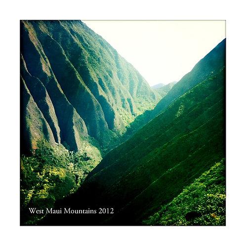 West Maui mountains (2)
