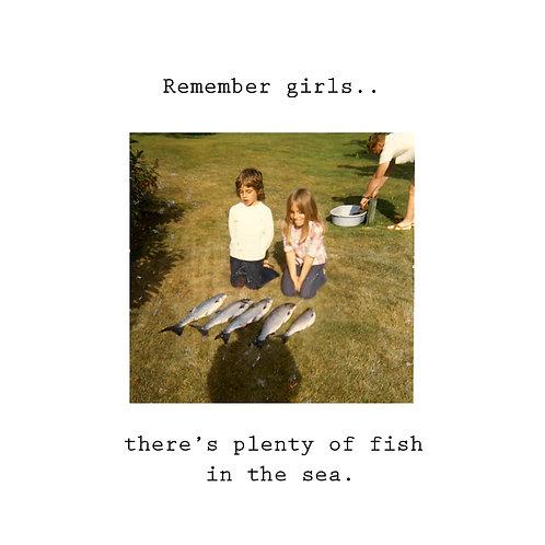 anne & glynda and their catch