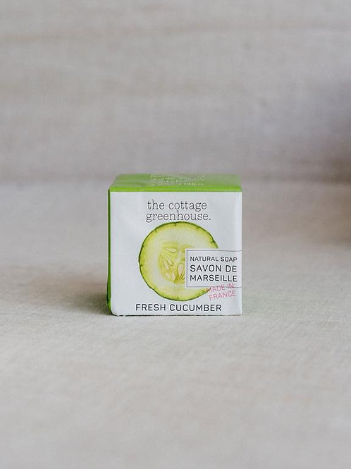 Cottage Greenhouse - Cucumber french soap