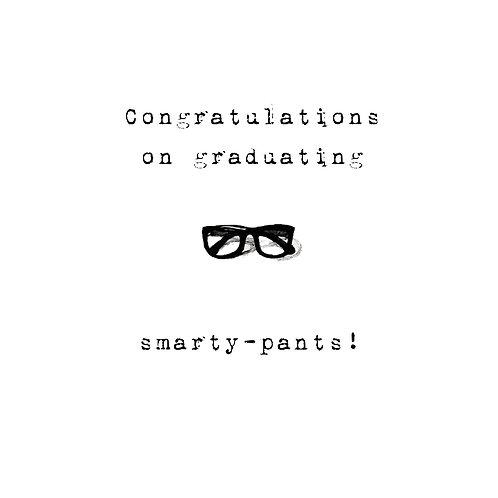 Grad - Smarty Pants