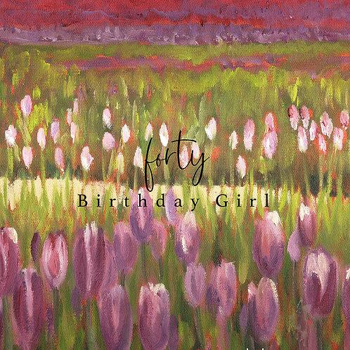 Tulips (Helen Ott) 40th