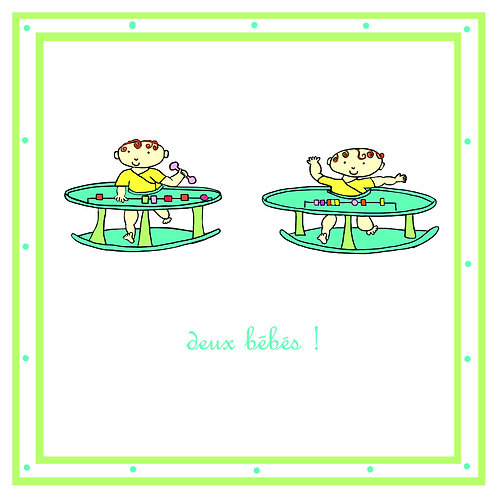 twins - deux babes