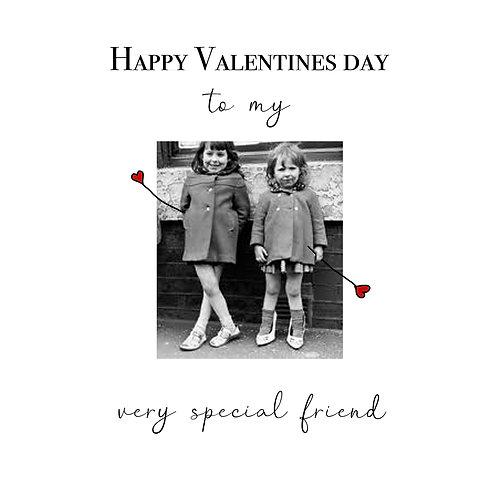 Valentine - very special friend