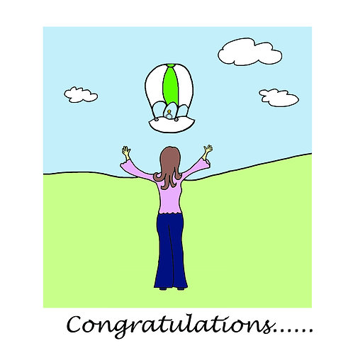 wedding engagement - parachute ring