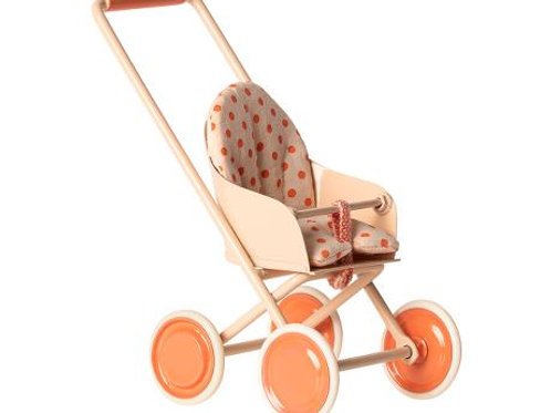 Stroller (micro) - soft coral