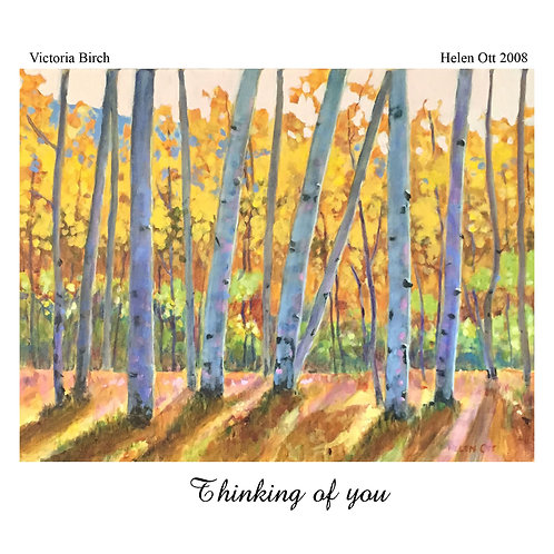 sympathy (thinking of you) - Victoria birch (Helen Ott)