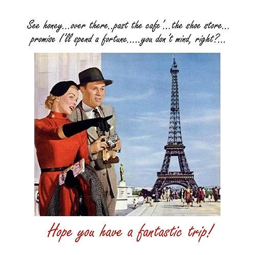 bon voyage - Eiffel