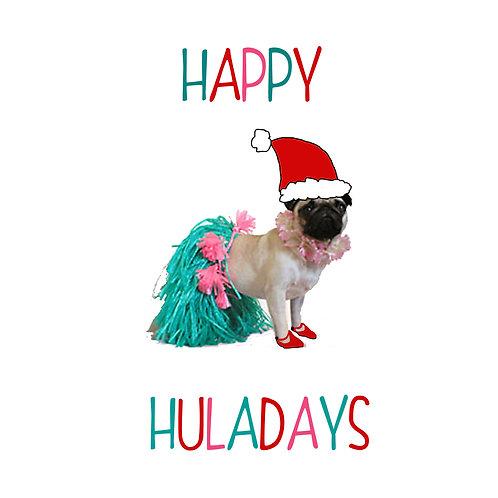 Happy hula days