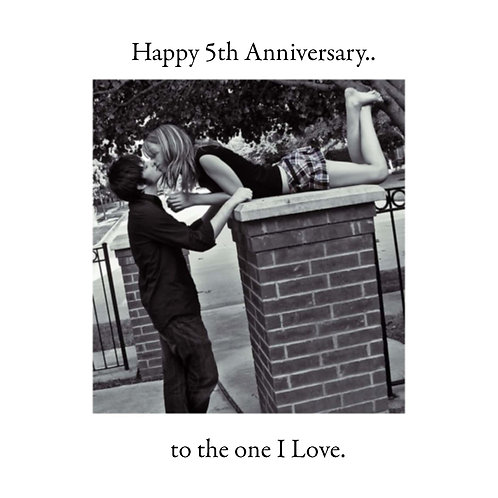 milestone Ann. - 5th (kiss)
