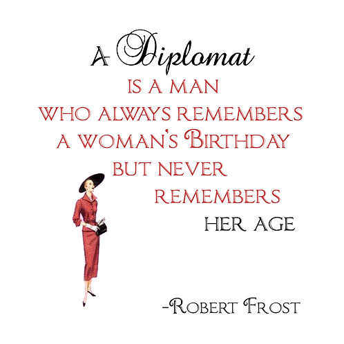 A Diplomat