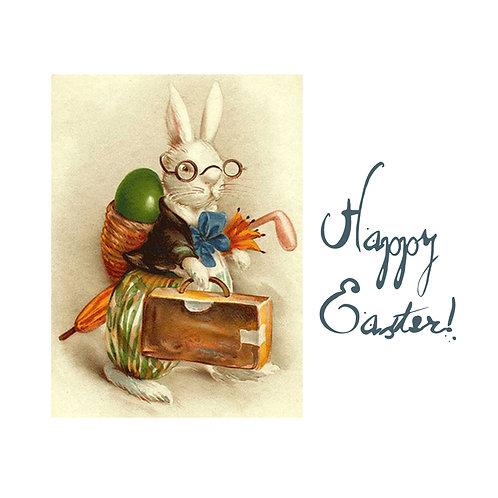 Easter - grandpa bunny