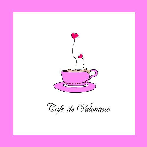 Valentines - Cafe' de Valentine