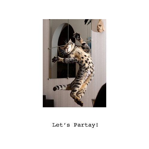 let's partay