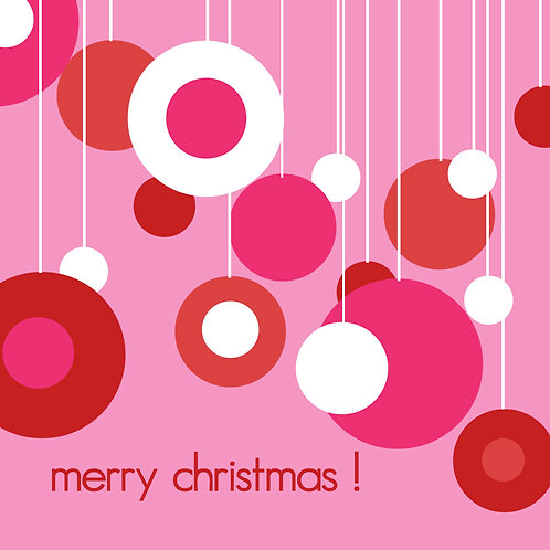 ornaments (pink)