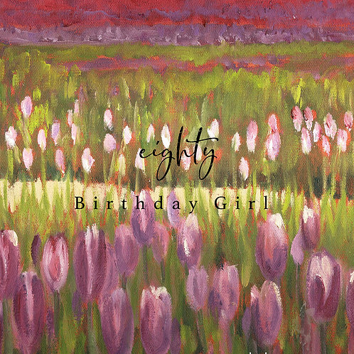 Tulips (Helen Ott) 80th