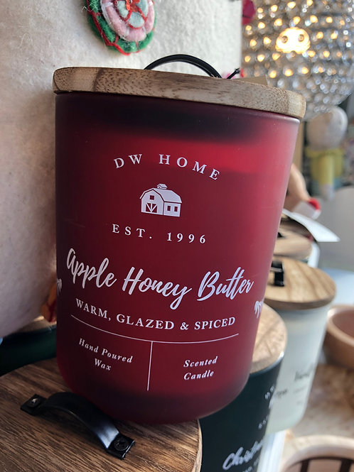 DW Home Farmhouse - Apple Honey Butter candle