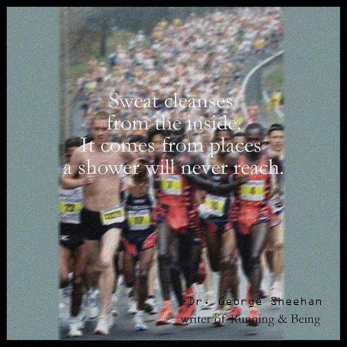 running - Dr. George Sheehan