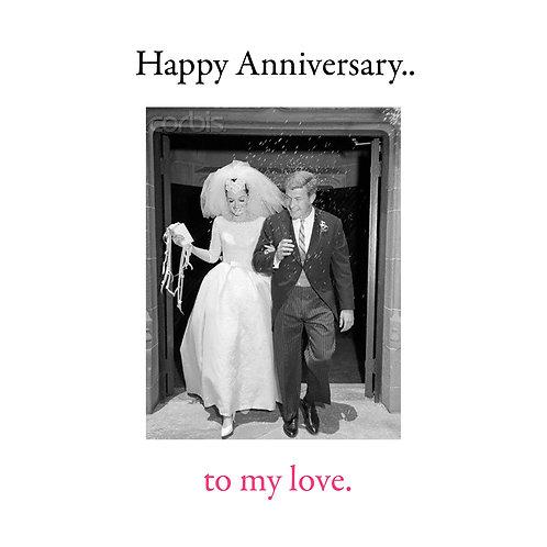Ann. to spouse - retro couple