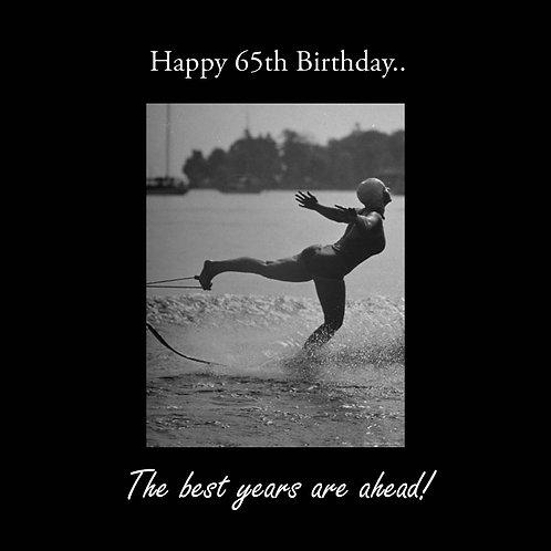 65th water ski babe