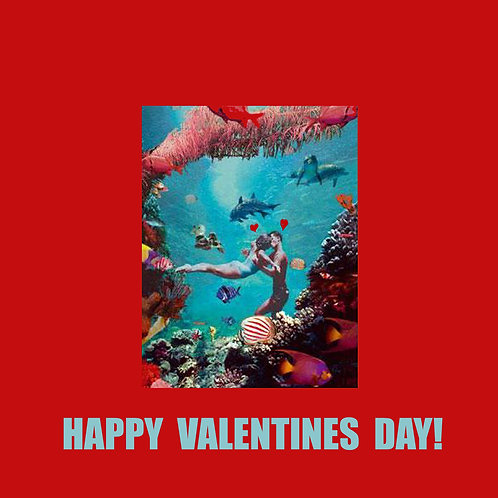 Valentines - under the sea kissers