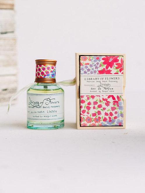 Library of flowers - Linden Eau de parfum