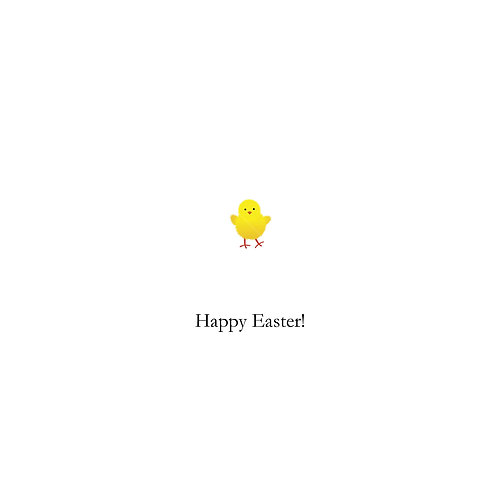Easter - chick