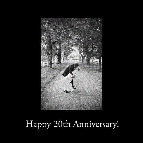 milestone Ann. - 20th (kiss)