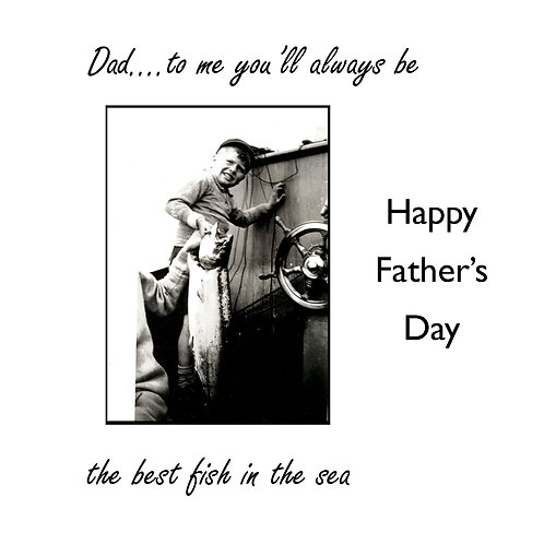 Father's day - best fish