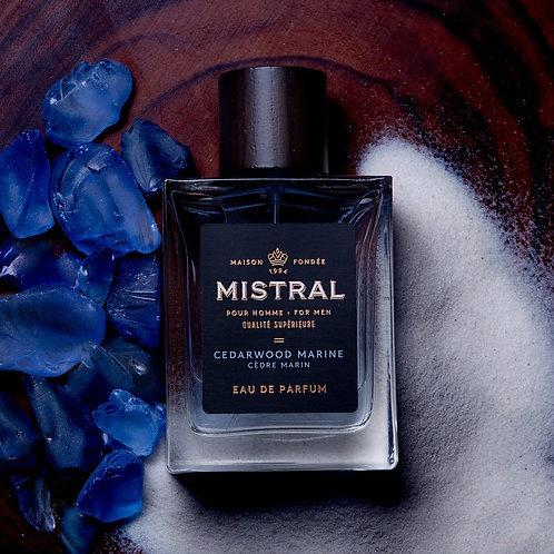 Mistral Cedarwood Marine Eau de Parfum