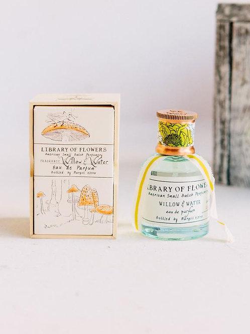 Library of flowers - Willow & water Eau de Parfum