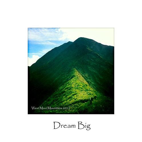 Grad- Dream big