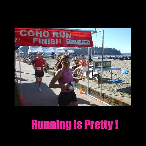 running - running is pretty