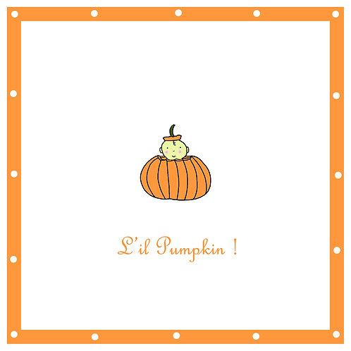 baby - l'il pumpkin