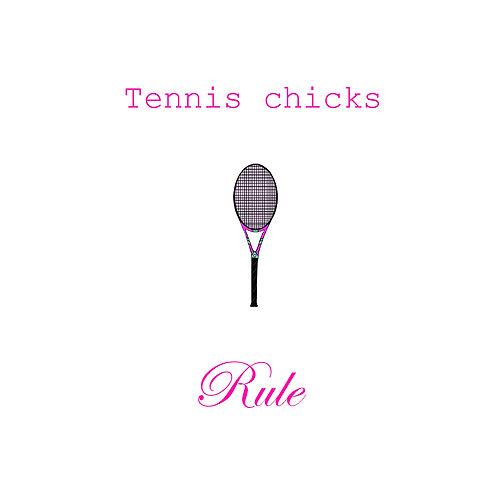 tennis - tennis chicks rule