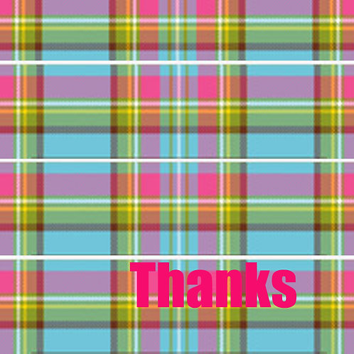 plaid thanks